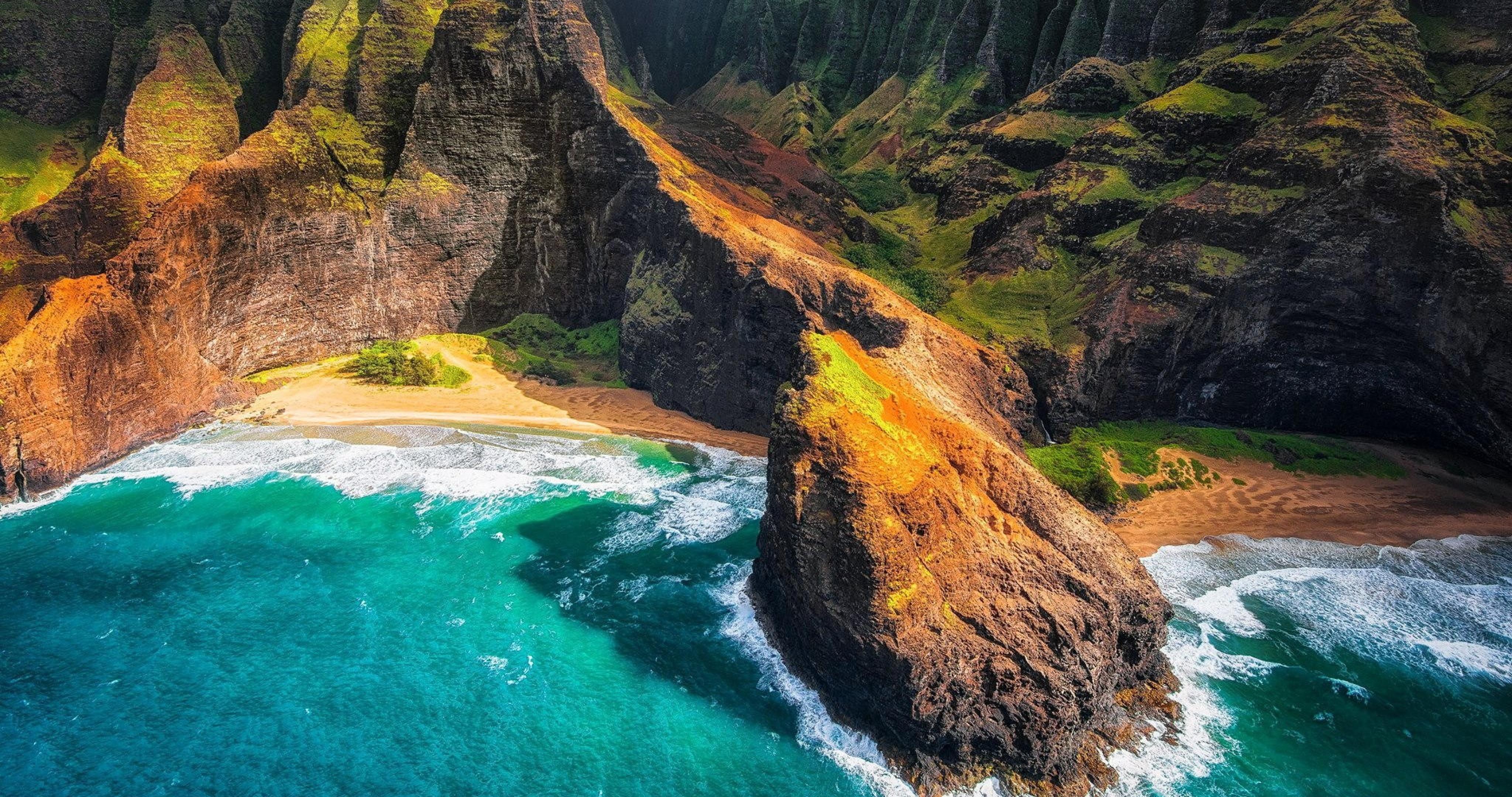 Hình ảnh thiên nhiên eo biển cực đẹp