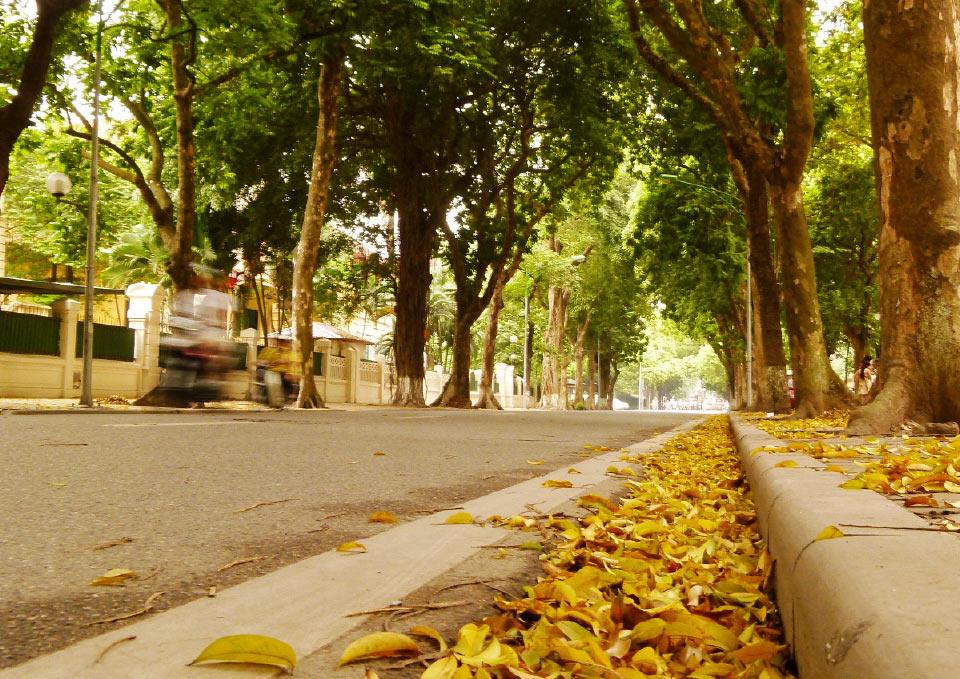 Hình ảnh thủ đô Hà Nội