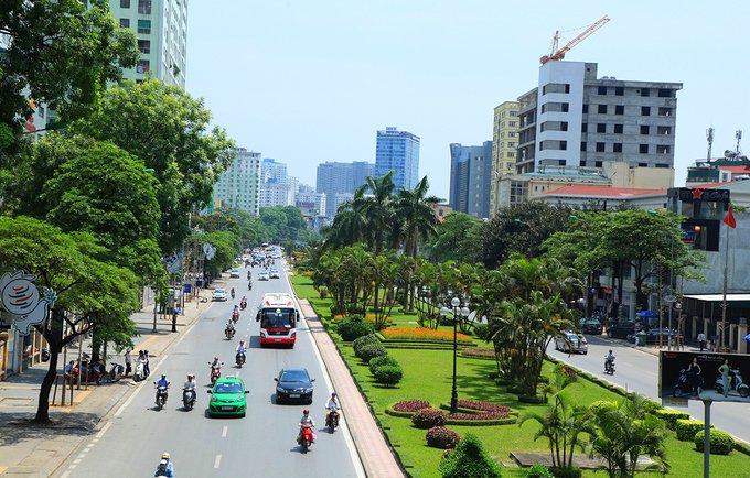 Hình ảnh về thủ đô Hà Nội