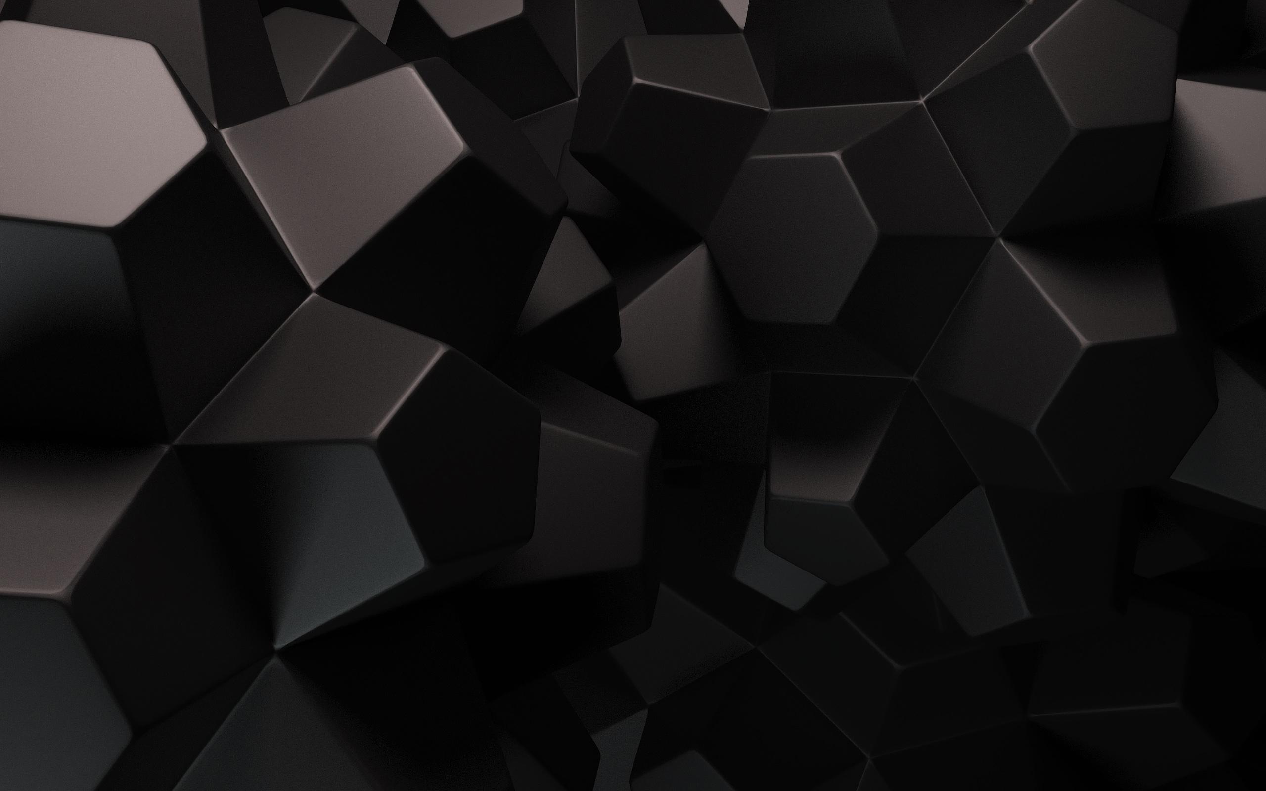 Hình nền màu đen 3d