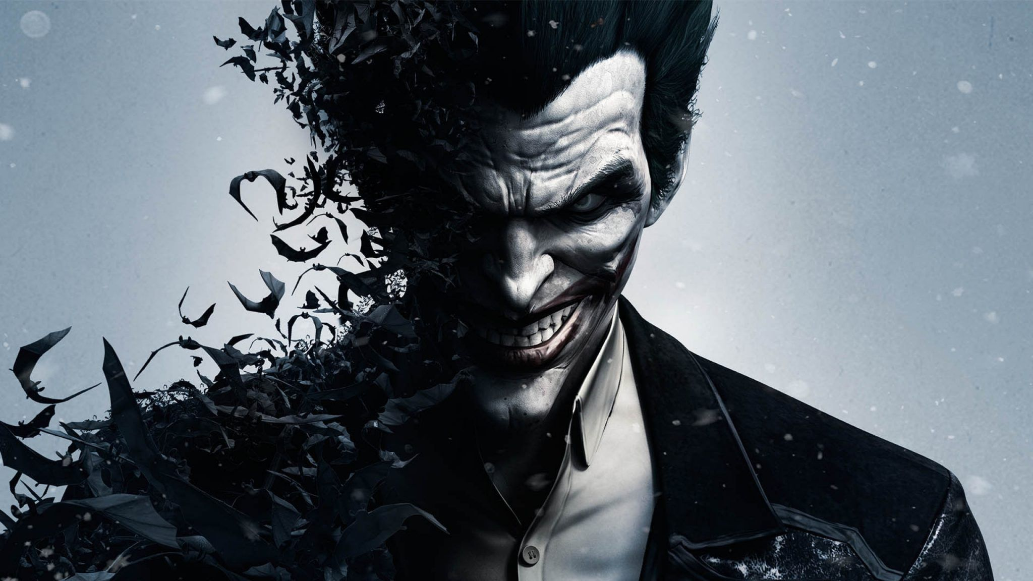 Hình nền màn hình máy tính Joker Hoàng tử tội ác
