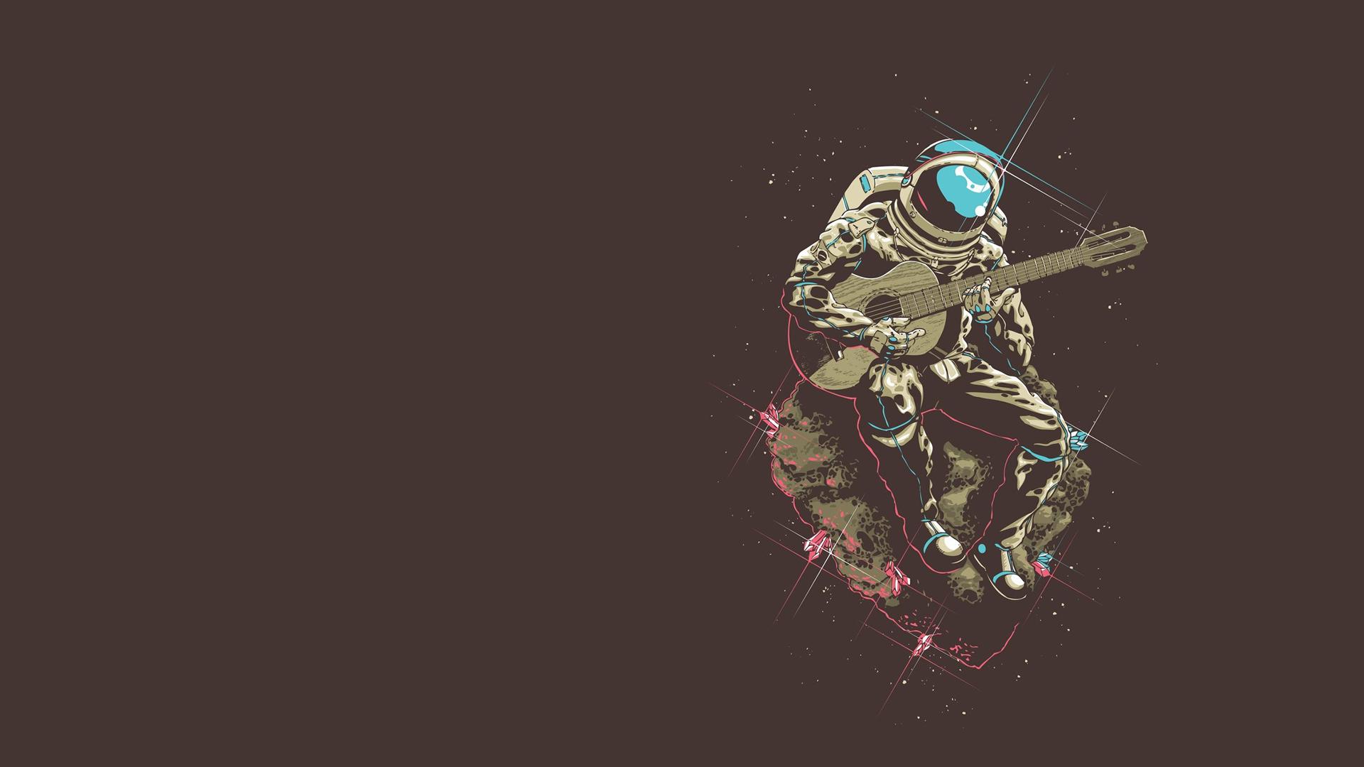 Hình nền nghệ sĩ không gian