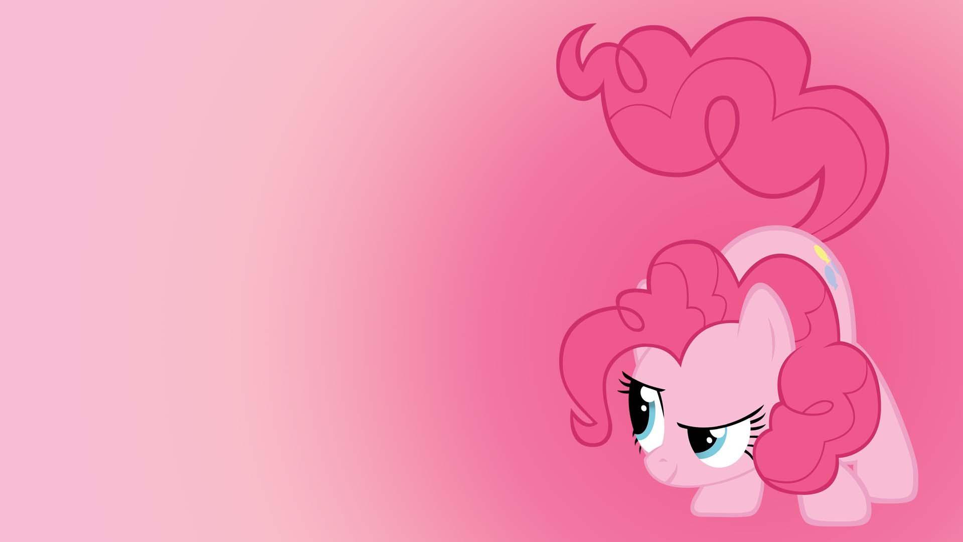 Hình nền ngựa hồng đáng yêu