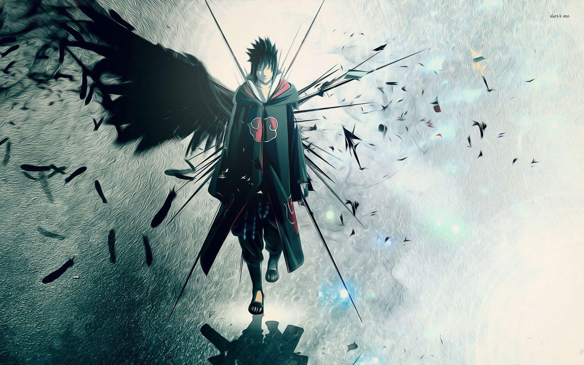 Hình nền Sasuke Akatsuki