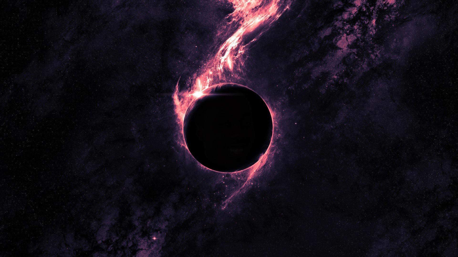 Hình nền vũ trụ huyền bí
