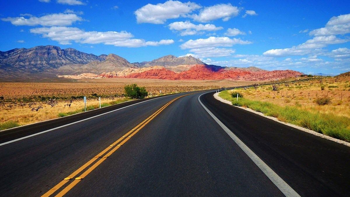 Ảnh con đường cao tốc đẹp