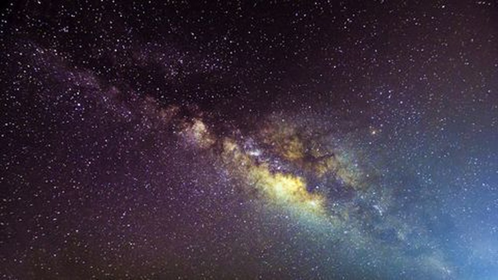 Ảnh dải ngân hà vũ trụ đẹp