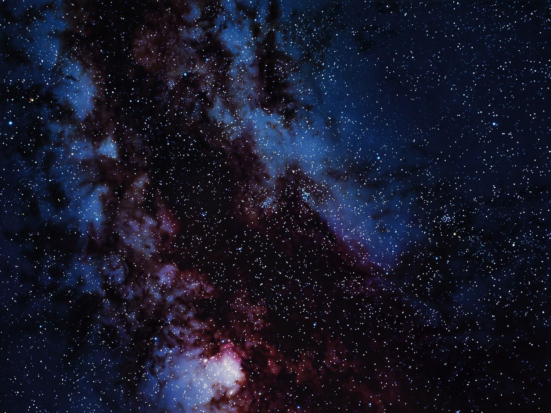 Ảnh đẹp dải ngân hà trong vũ trụ