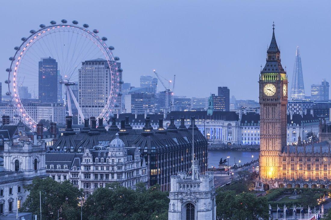 Ảnh đẹp thành phố Luân Đôn