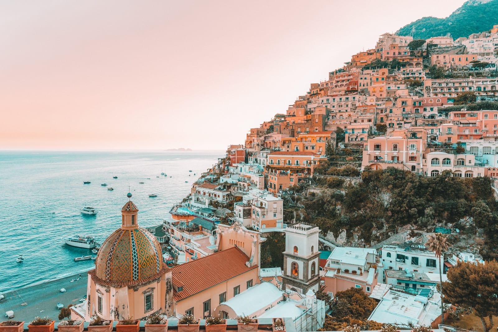 Ảnh đẹp thành phố nước Ý