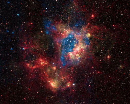 Ảnh đẹp trong dải ngân hà
