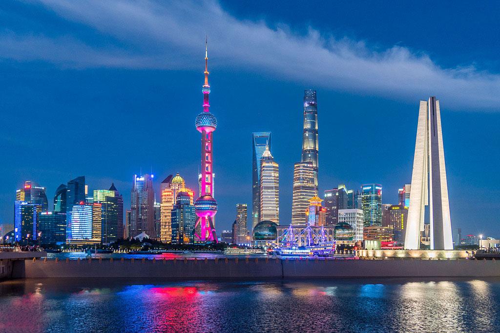 Ảnh thành phố Thượng Hải đẹp