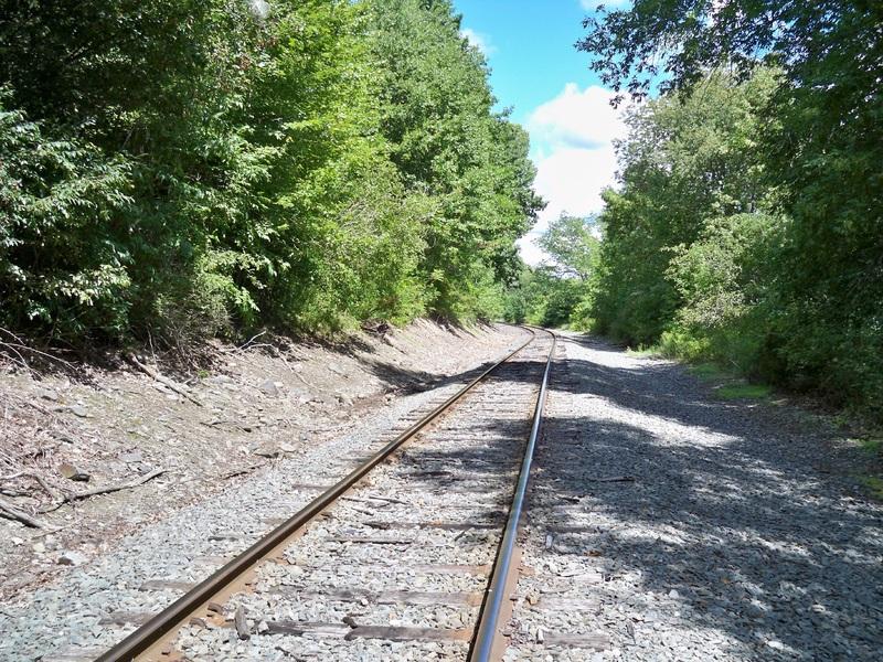 Hình ảnh con đường sắt