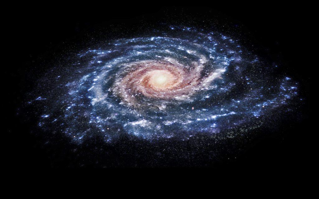 Hình ảnh dải ngân hà milky