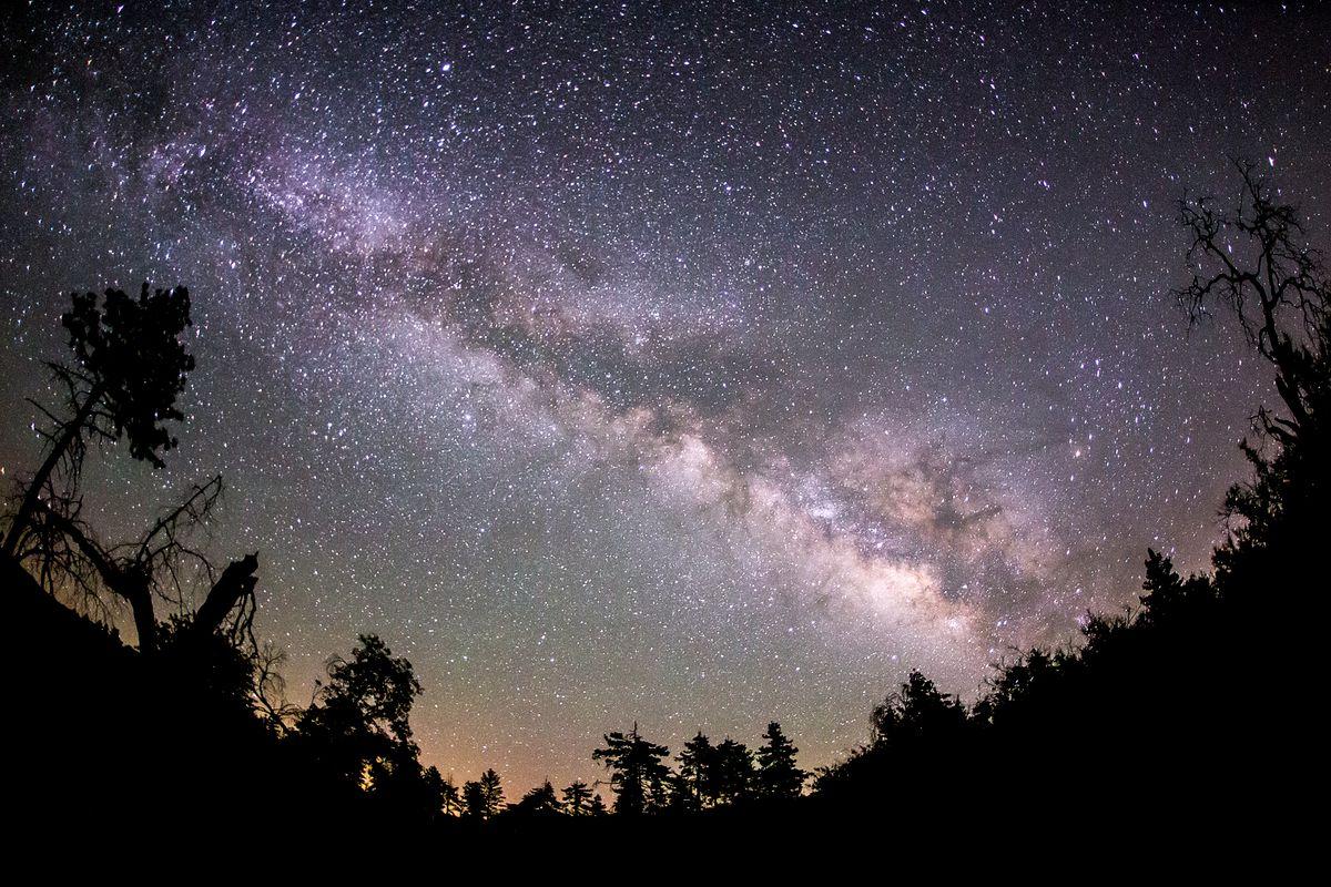 Hình ảnh dải ngân hà tuyệt đẹp