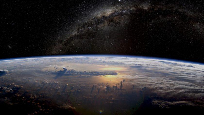 Hình ảnh dải thiên hà