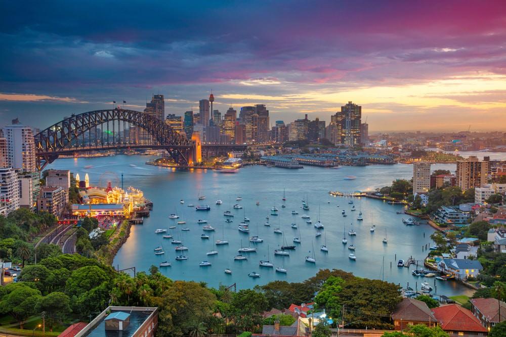 Hình ảnh đẹp thành phố biển
