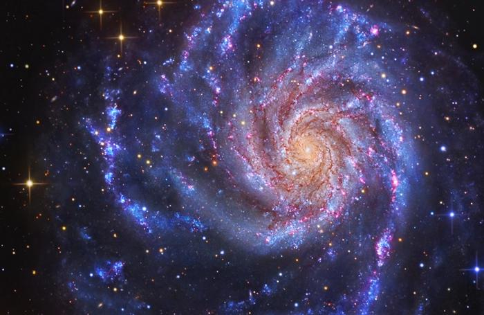 Hình ảnh đẹp về dải ngân hà trong vũ trụ