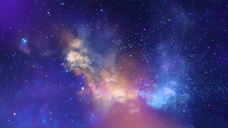 Hình ảnh đẹp về ngân hà