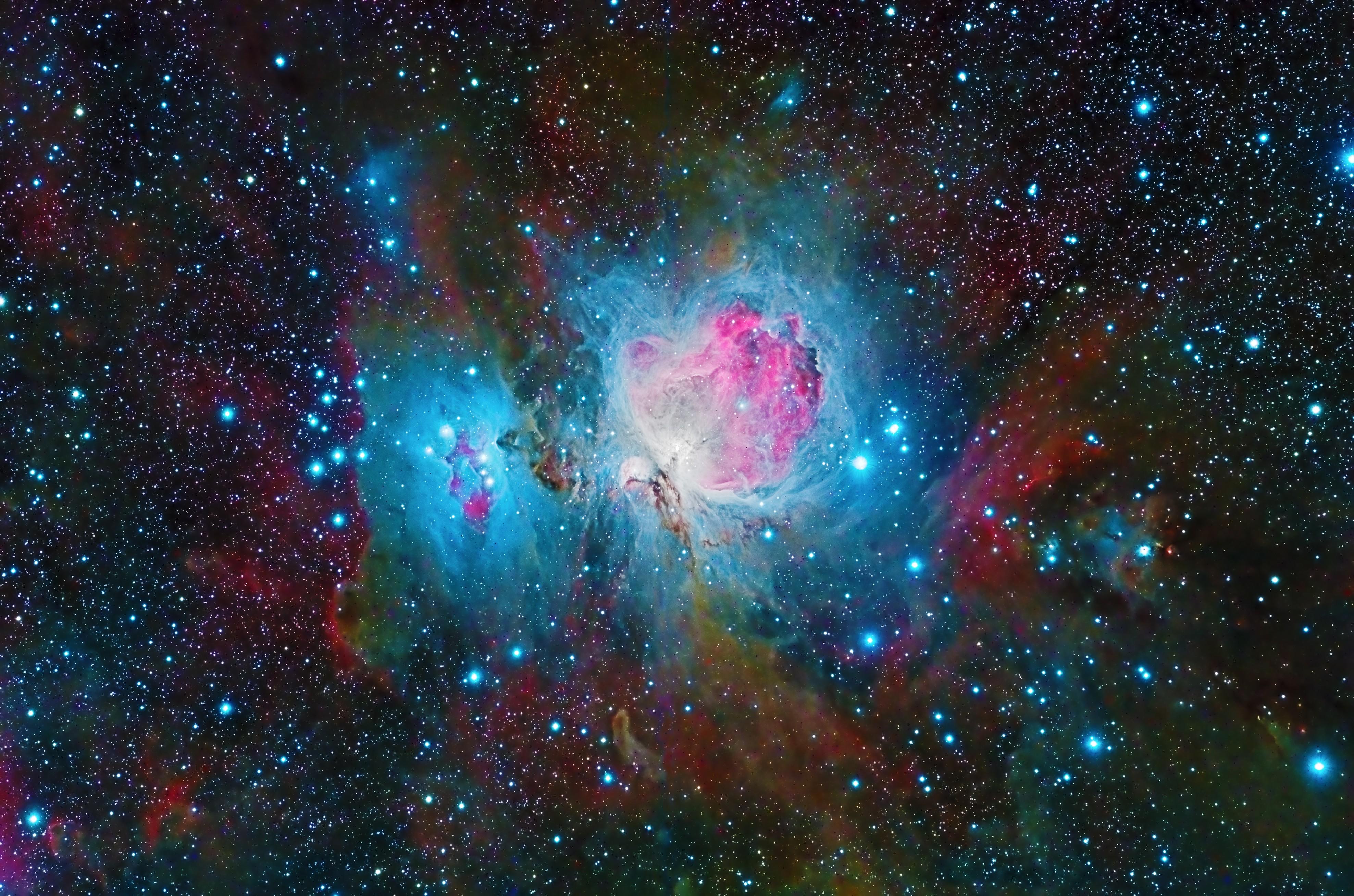 Hình ảnh ngân hà cực đẹp