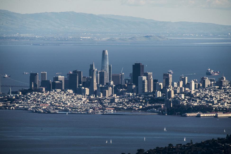 Hình ảnh thành phố biển