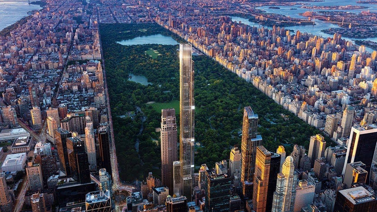 Hình ảnh thành phố đẹp từ trên cao