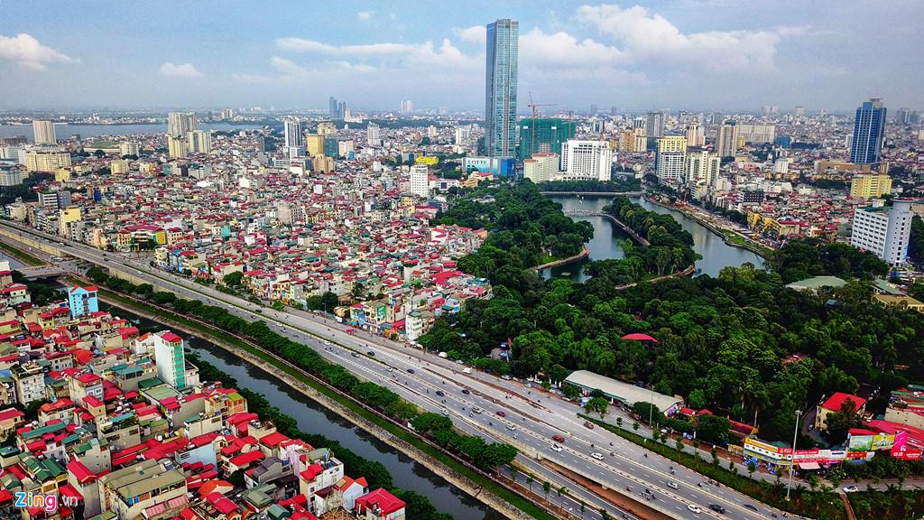 Hình ảnh thành phố Hà Nội đẹp