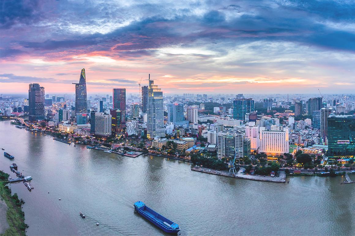 Hình ảnh thành phố Hồ Chí Minh
