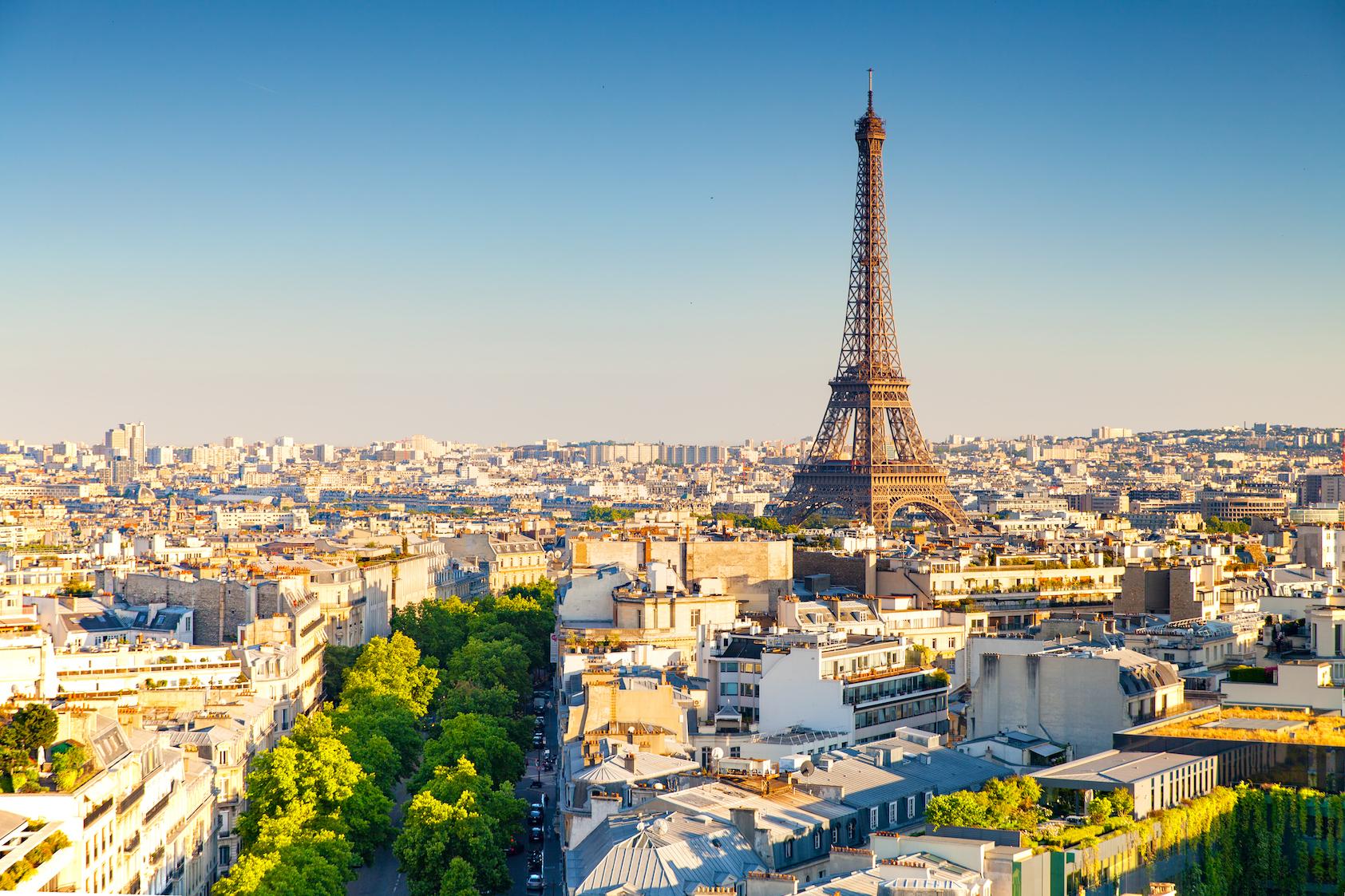 Hình ảnh thành phố nước Pháp