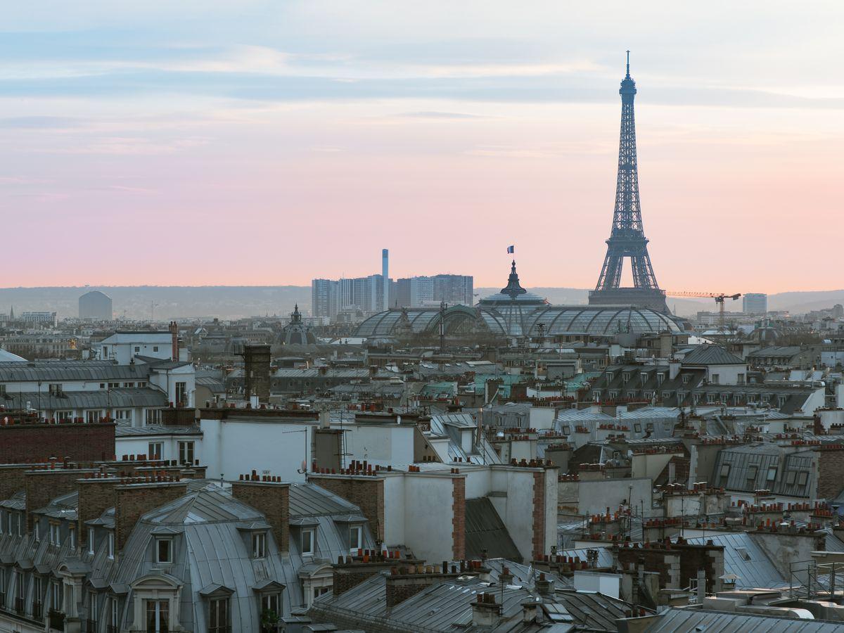 Hình ảnh thành phố Paris