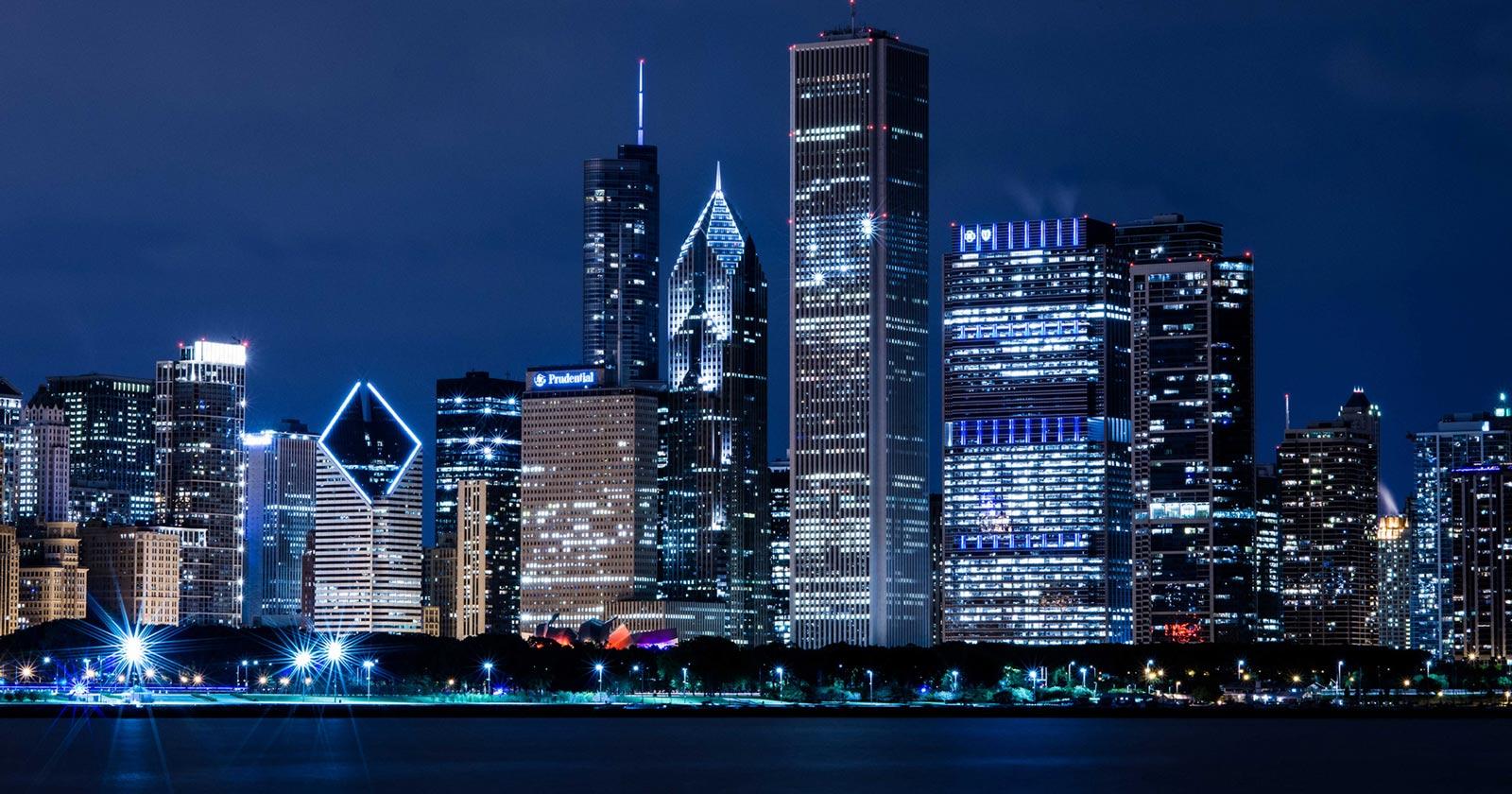 Hình ảnh thành phố phát triển