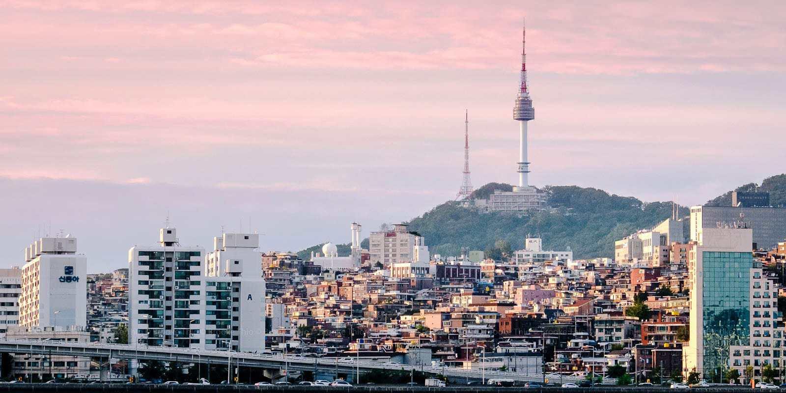 Hình ảnh thành phố Seoul