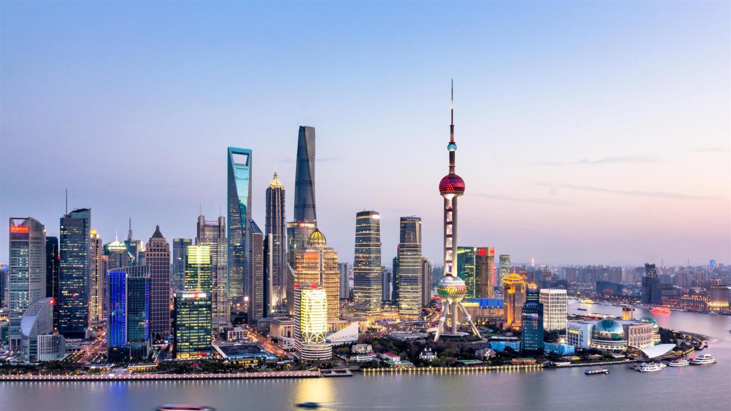 Hình ảnh thành phố Thượng Hải