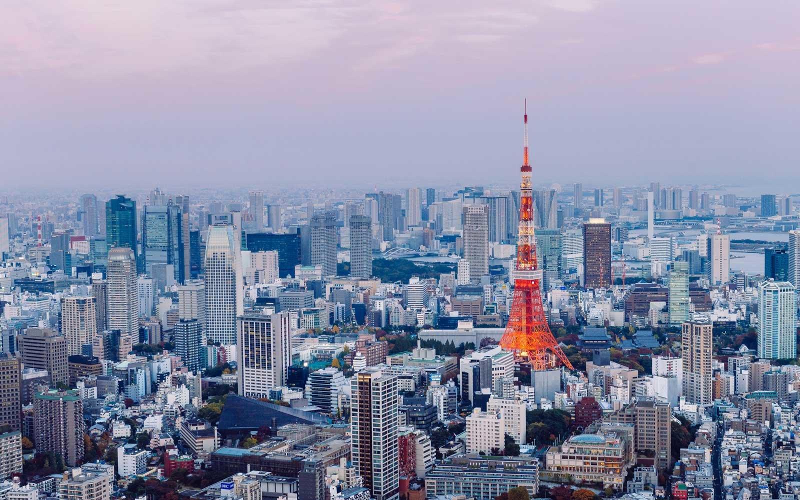 Hình ảnh thành phố Tokyo