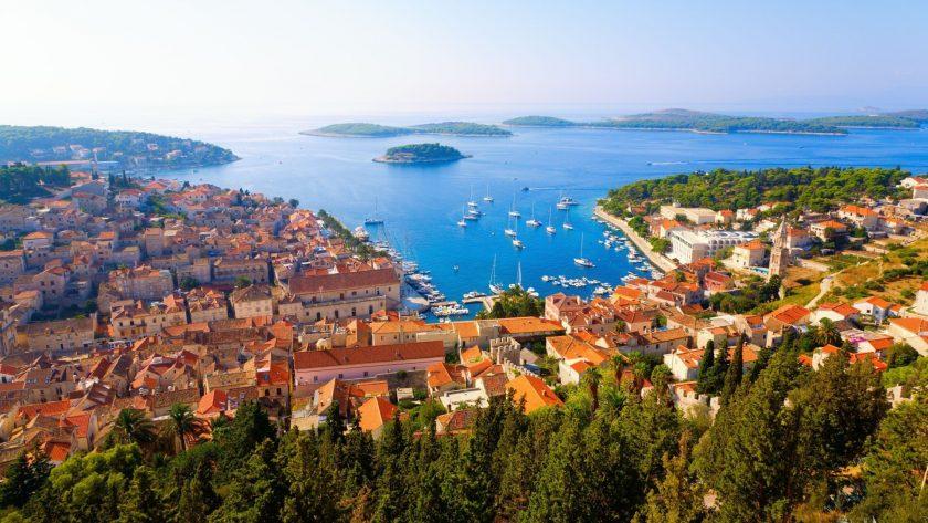 Hình ảnh thành phố ven biển