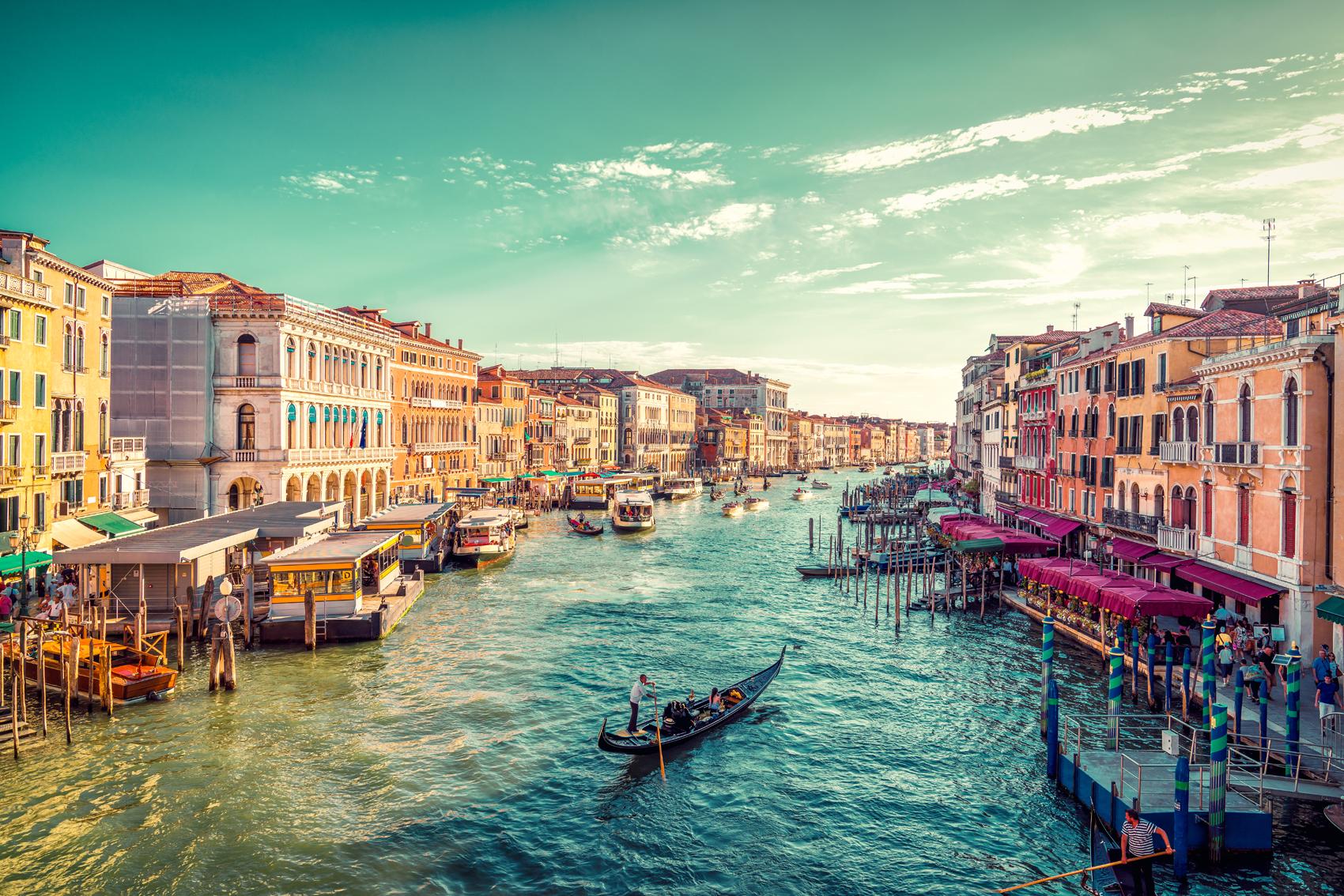 Hình ảnh thành phố Venice