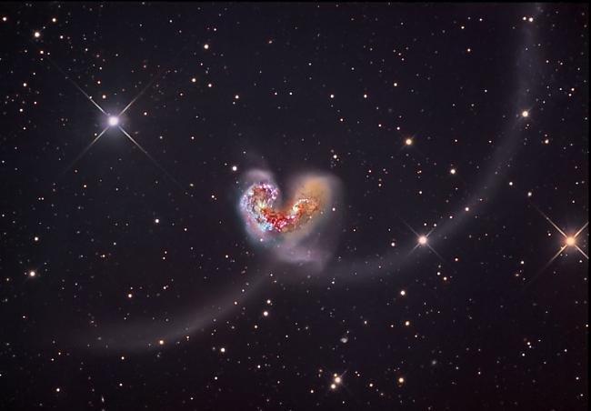Hình ảnh về dải ngân hà đẹp