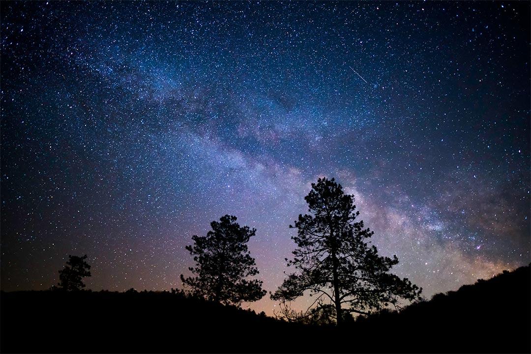 Hình ảnh về dải ngân hà