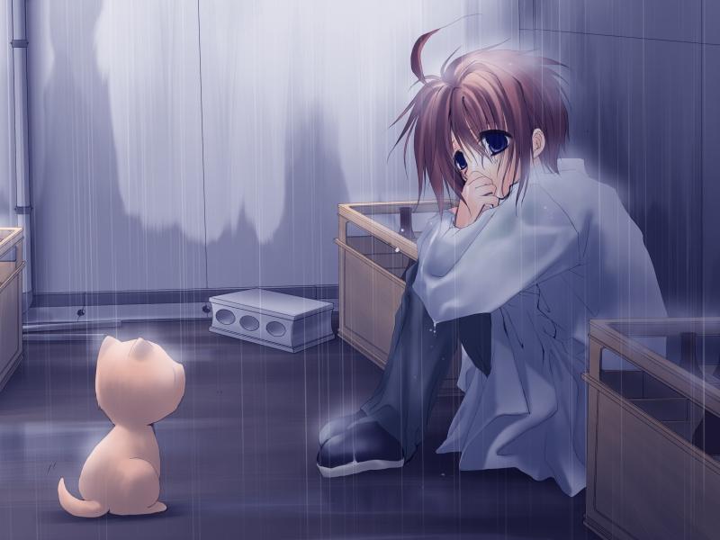 ảnh Anime buồn đẹp nhất