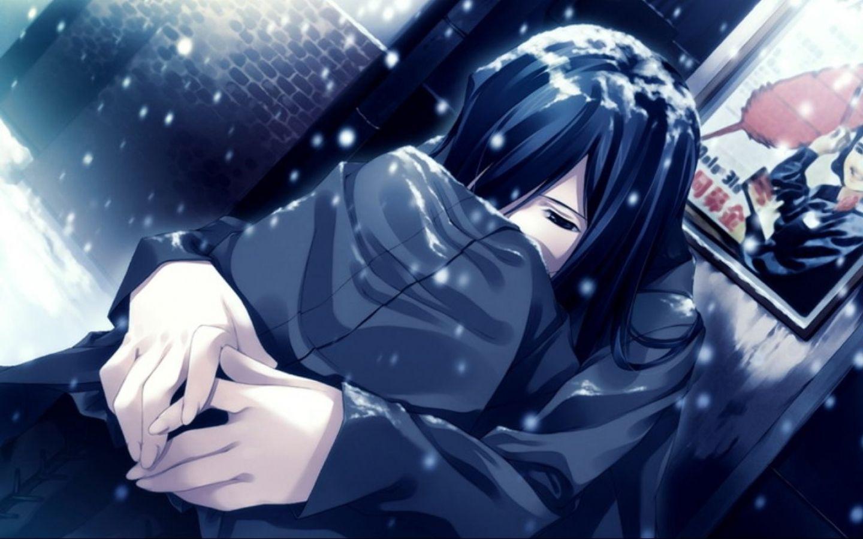 ảnh anime buồn lạnh lùng