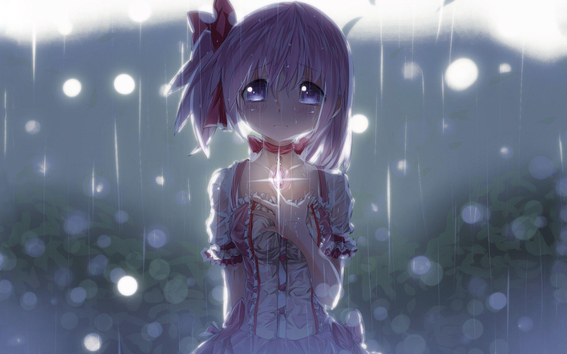 ảnh anime cô đơn