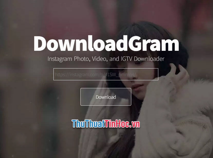 Chọn Download