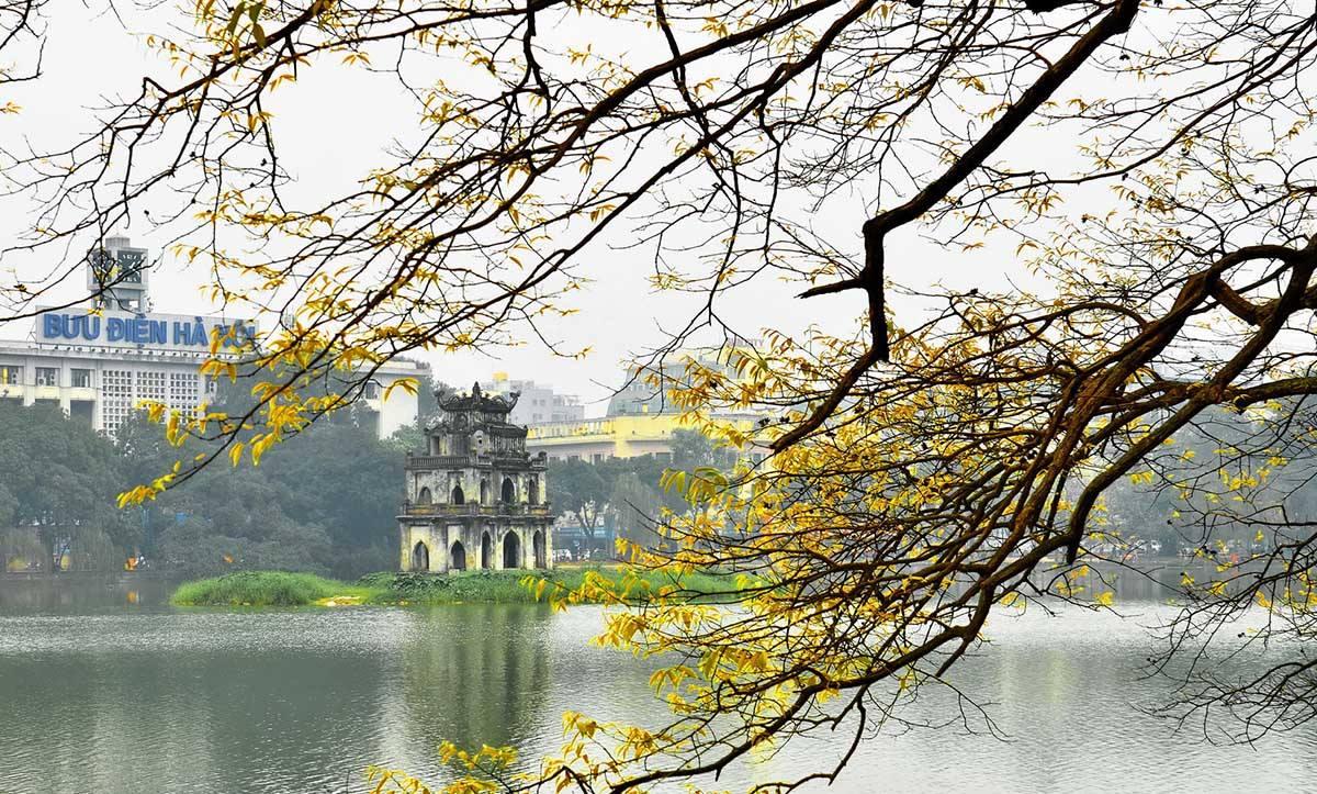 Hình ảnh quê hương Hà Nội tươi đẹp