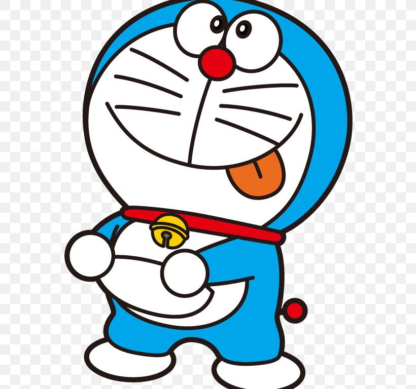 Chú mèo máy Doraemon kéo túi bảo bối thần kỳ