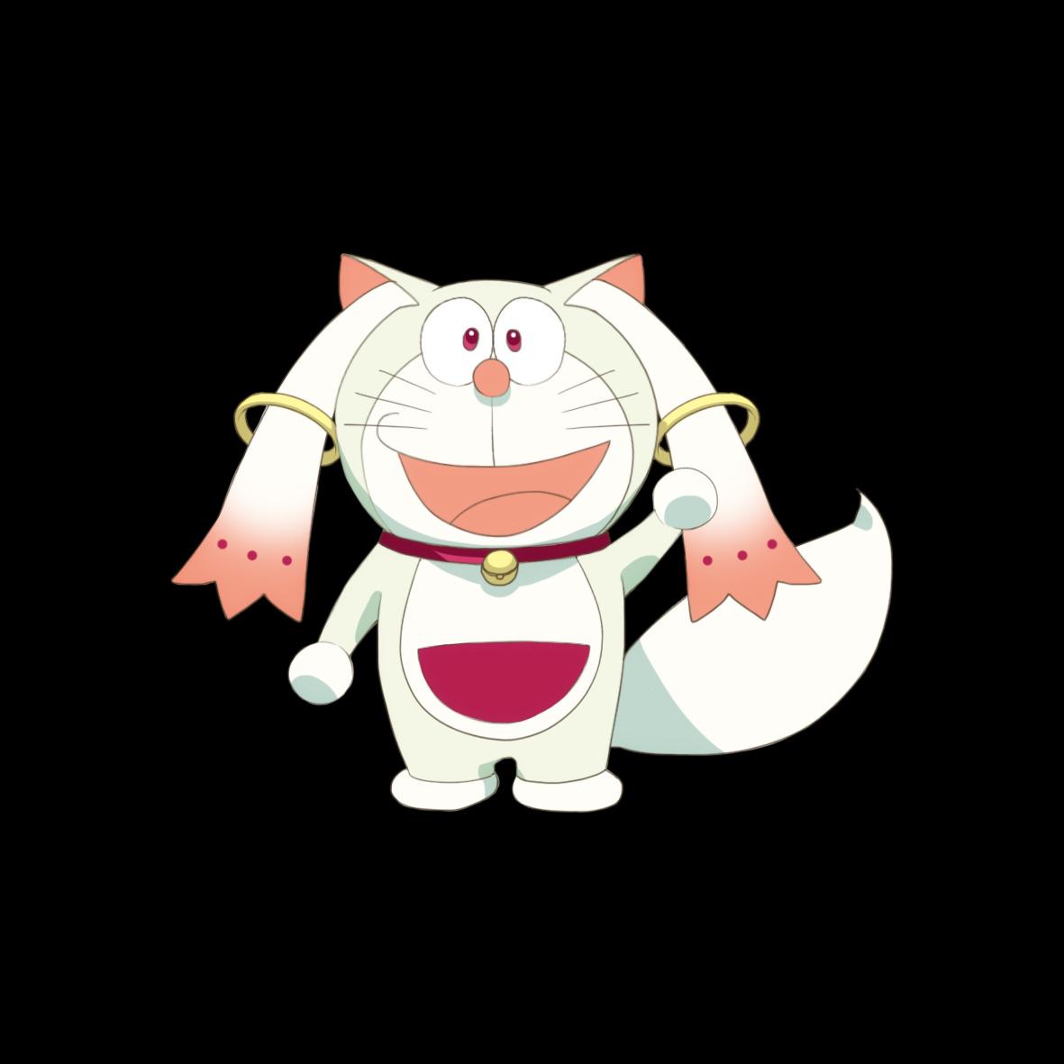 Hình ảnh mèo máy Doraemon biến hình