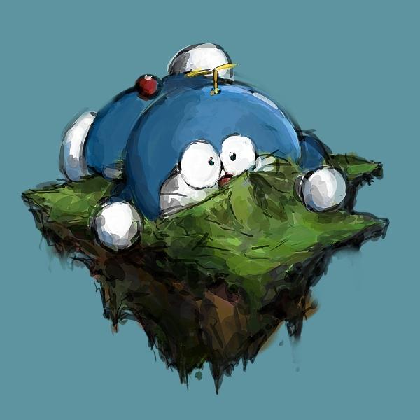 Hình Doraemon rất đẹp