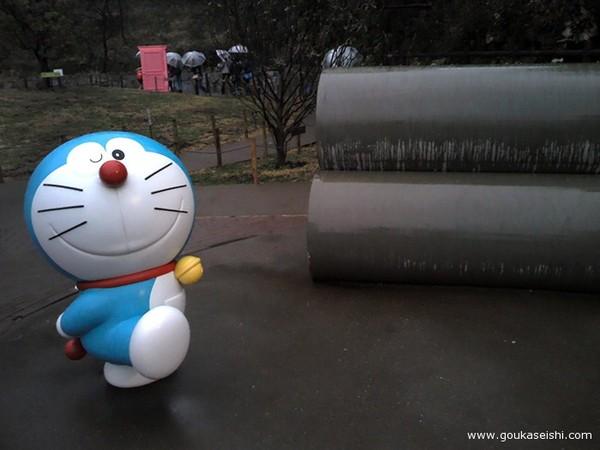 Hình tượng chú mèo máy Doraemon