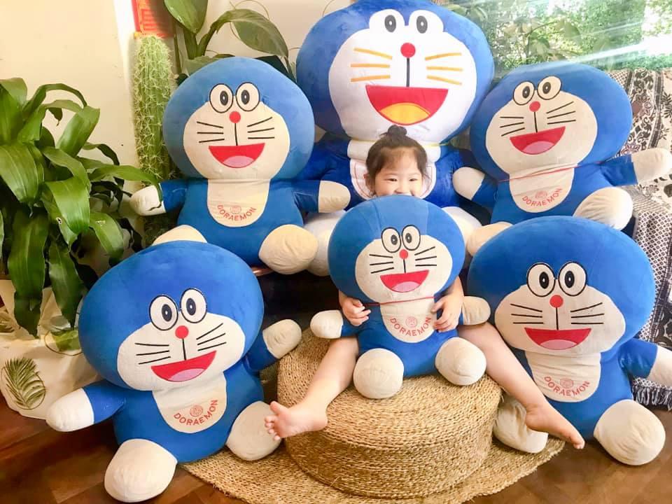 Nhiều hình Doraemon bông rất đẹp