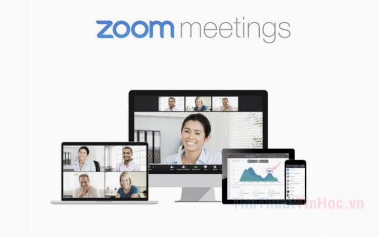 Hướng dẫn học online bằng phần mềm Zoom Meeting