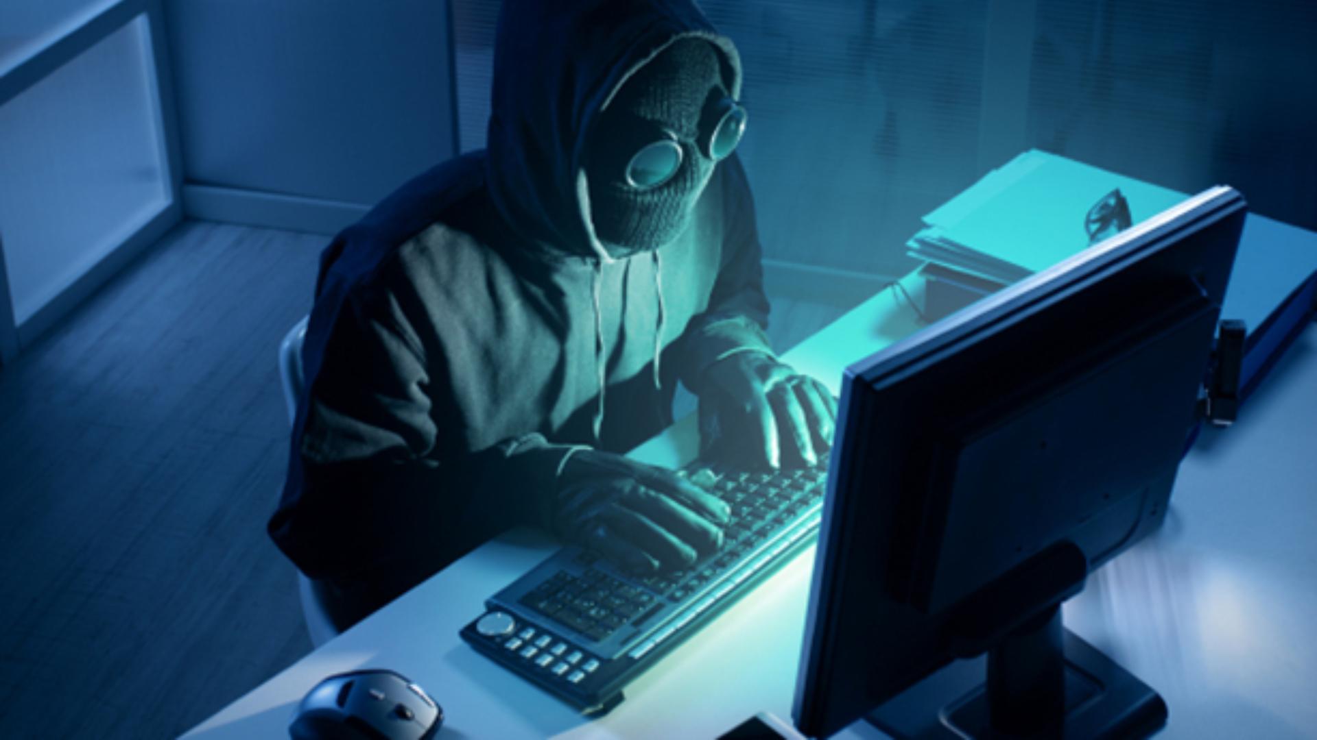 Hình ảnh Hacker bịt mặt rất đẹp